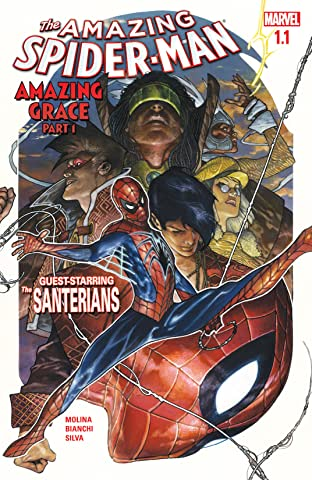 Amazing Spider-Man (2015-2018) No.1.1