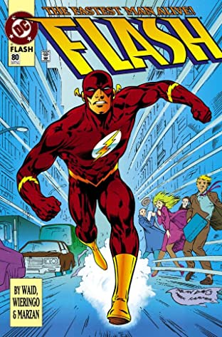 The Flash (1987-2009) #80