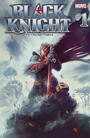 Black Knight (2015-2016) #1