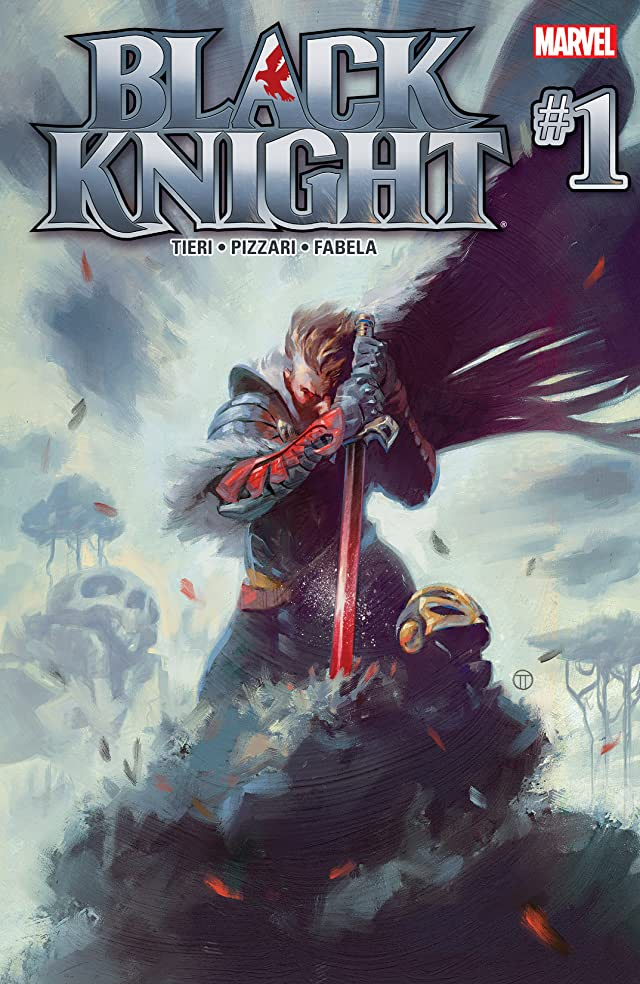 Black Knight (2015-) #1