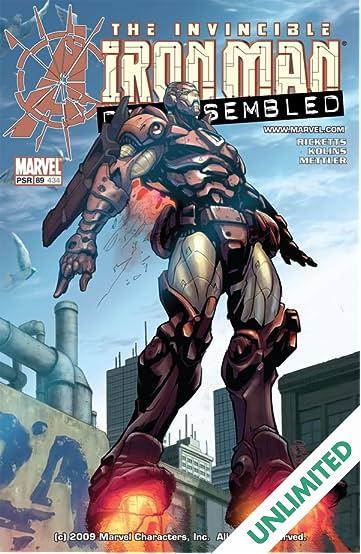 Iron Man (1998-2004) #89