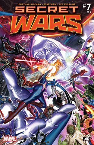 Secret Wars (2015-2016) No.7 (sur 9)