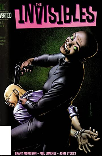 The Invisibles Vol. 2 #12