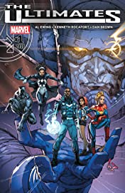 Ultimates (2015-2016) #1