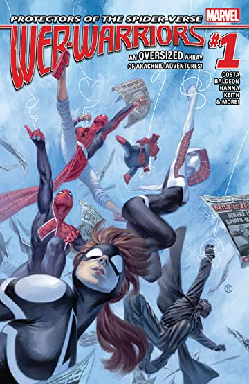Web Warriors (2015-2016) #1