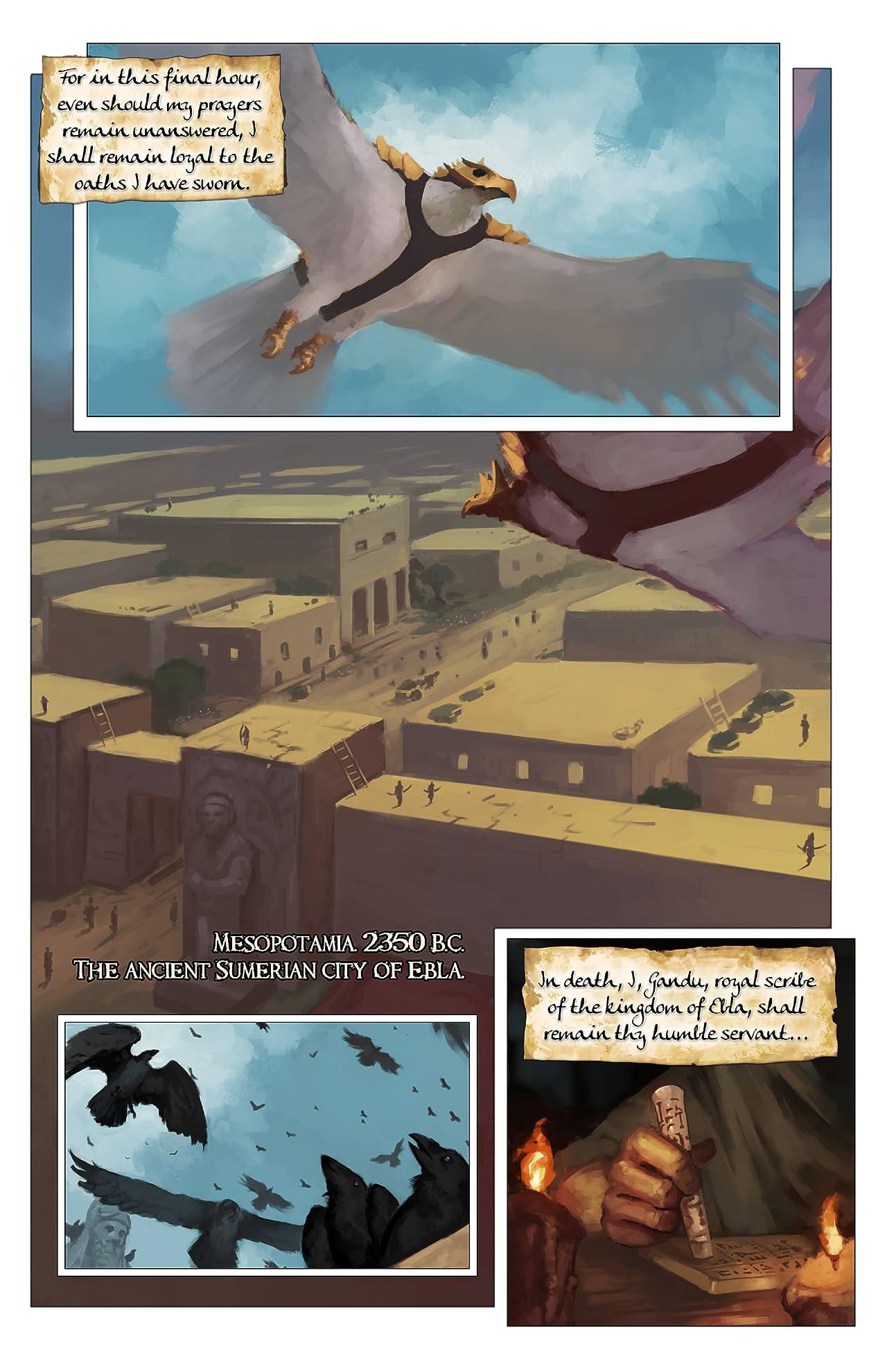 The Fall of Ebla #1