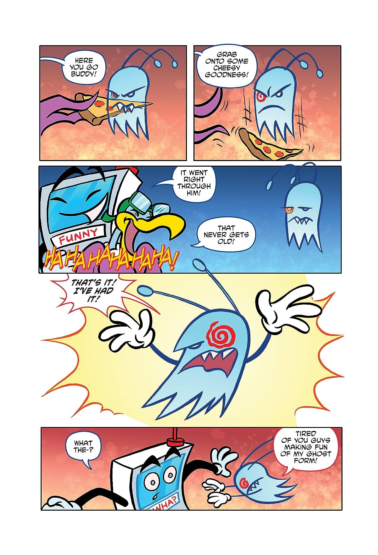 Aw Yeah Comics! #11