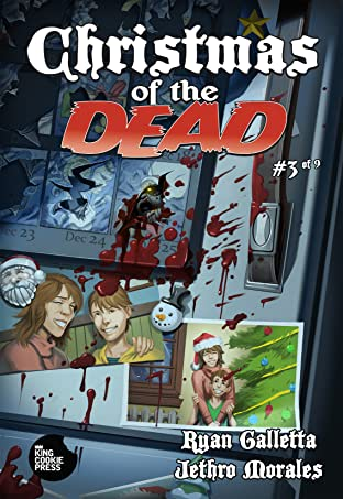 Christmas of the Dead #3