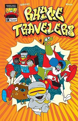 Rhyme Travelers #3