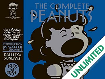The Complete Peanuts Vol. 2: 1953–1954