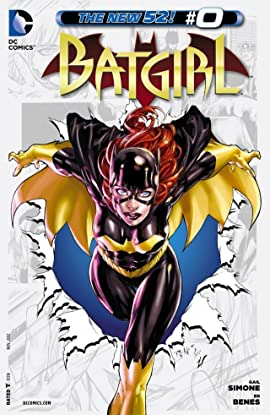 Batgirl (2011-2016) #0