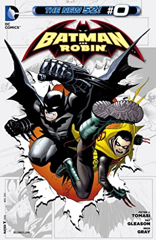 Batman and Robin (2011-2015) No.0
