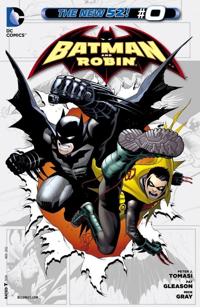 Batman and Robin (2011-2015) #0