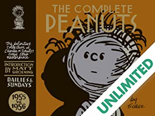 The Complete Peanuts Vol. 3: 1955–1956