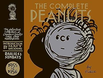 The Complete Peanuts Vol. 3: 1955–1956