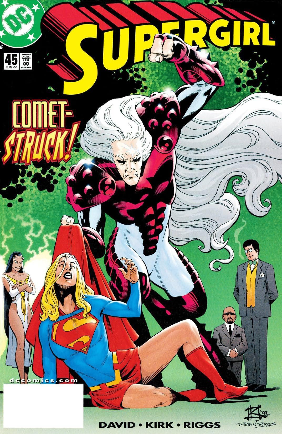 Supergirl (1996-2003) #45
