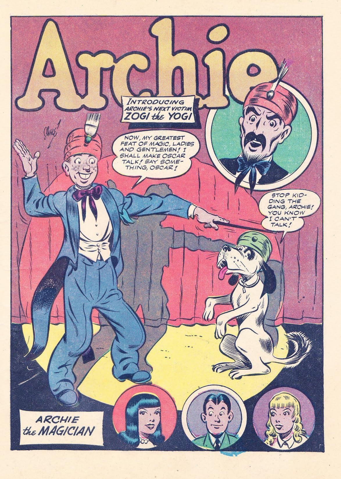Archie #3