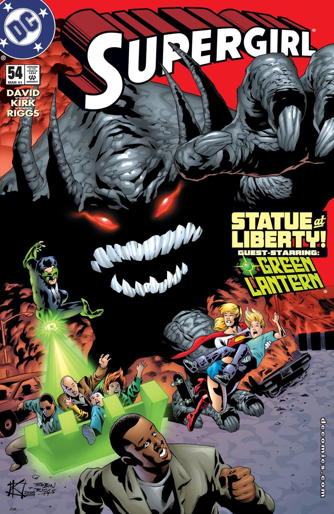 Supergirl (1996-2003) #54