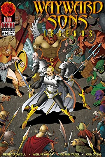 Wayward Sons: Legends #14
