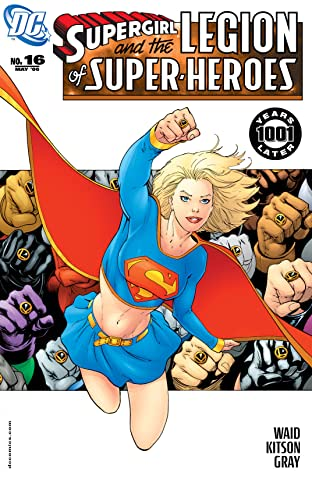 Supergirl and The Legion of Super-Heroes (2005-2009) #16