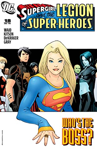 Supergirl and The Legion of Super-Heroes (2005-2009) #18
