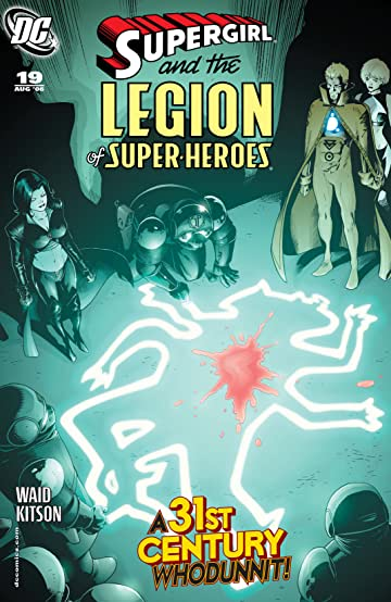Supergirl and The Legion of Super-Heroes (2005-2009) #19