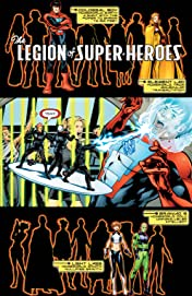 Supergirl and The Legion of Super-Heroes (2005-2009) #21