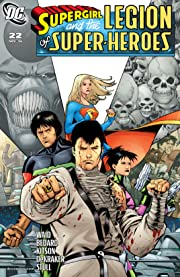 Supergirl and The Legion of Super-Heroes (2005-2009) #22