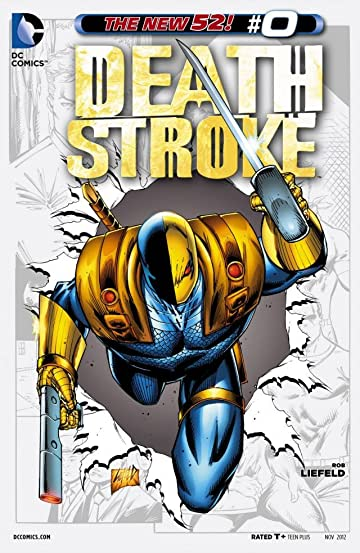 Deathstroke (2011-2013) #0