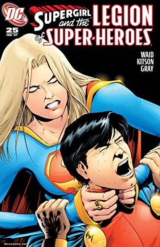 Supergirl and The Legion of Super-Heroes (2005-2009) #25