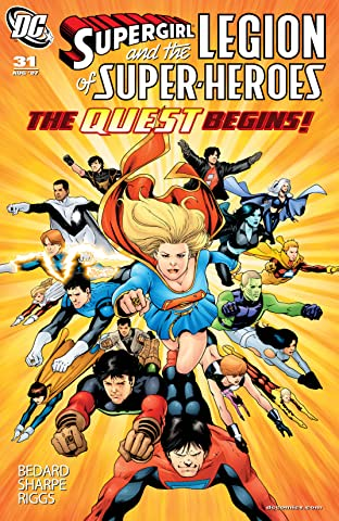 Supergirl and The Legion of Super-Heroes (2005-2009) #31