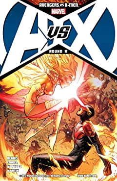 Avengers vs. X-Men No.11 (sur 12)