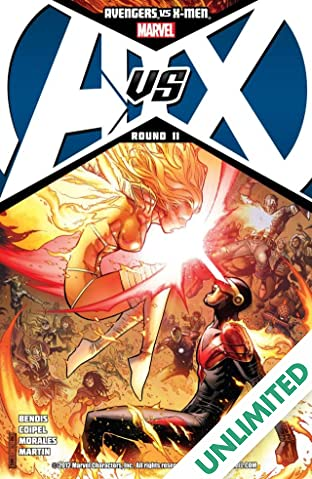 Avengers vs. X-Men #11 (of 12)