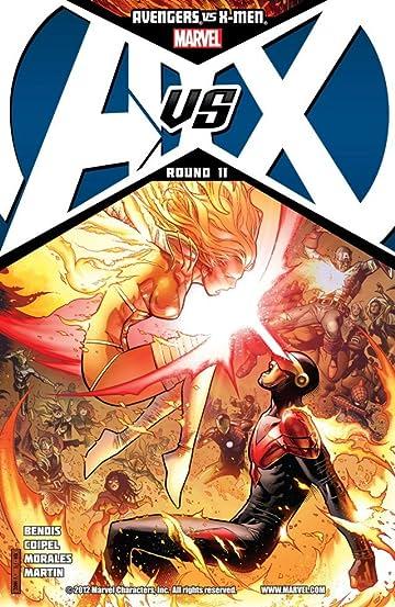 Avengers vs. X-Men #11