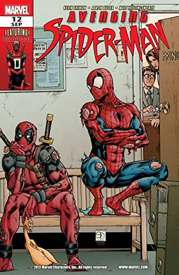 Avenging Spider-Man (2011-2013) #12