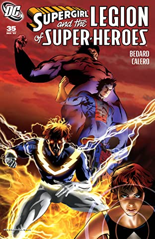 Supergirl and The Legion of Super-Heroes (2005-2009) #35