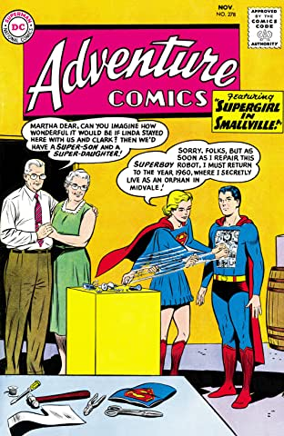Adventure Comics (1935-1983) #278