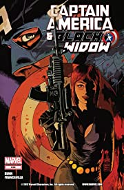Captain America and Black Widow #636