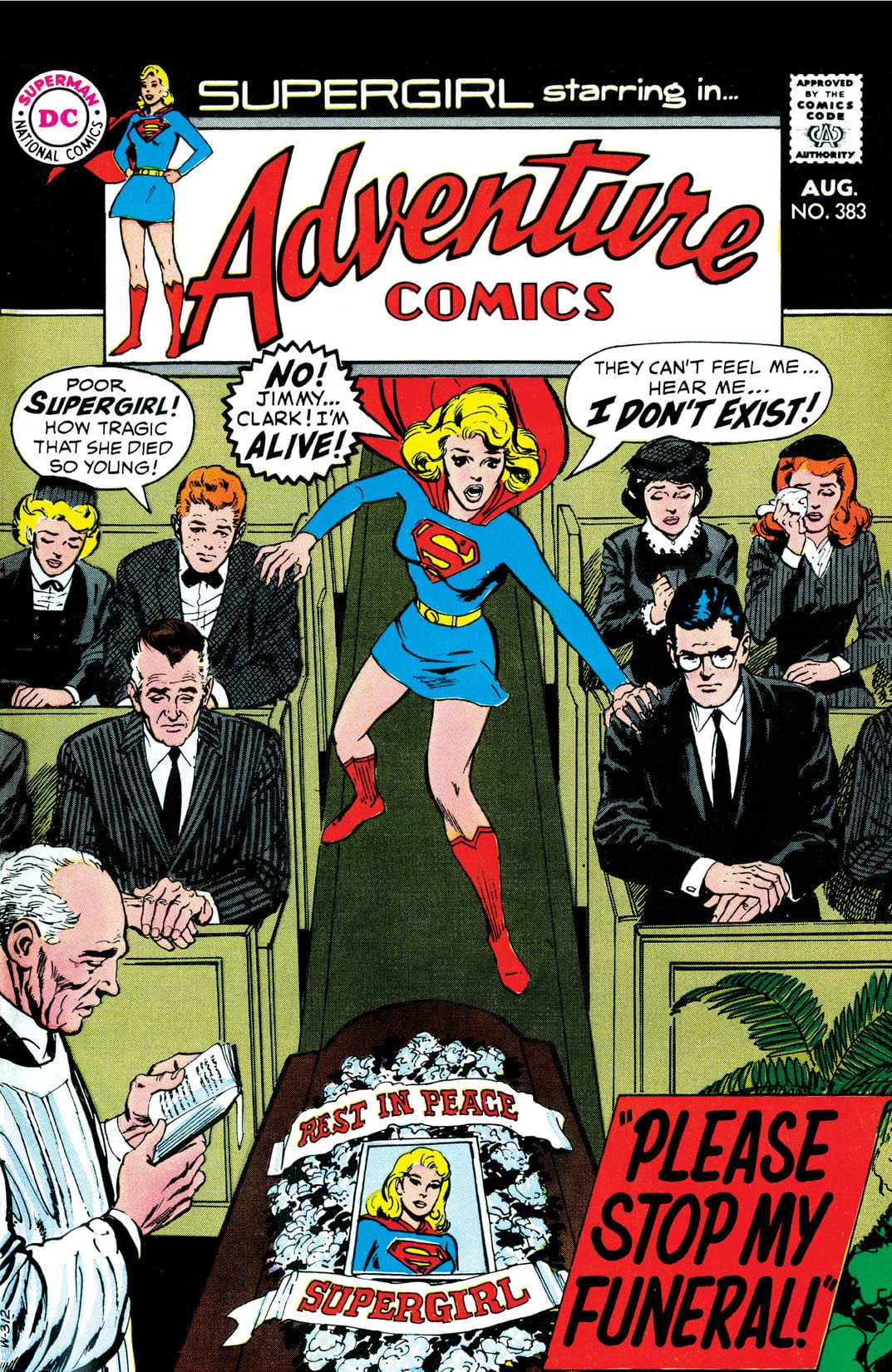 Adventure Comics (1935-1983) #383
