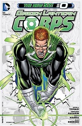 Green Lantern Corps (2011-2015) #0