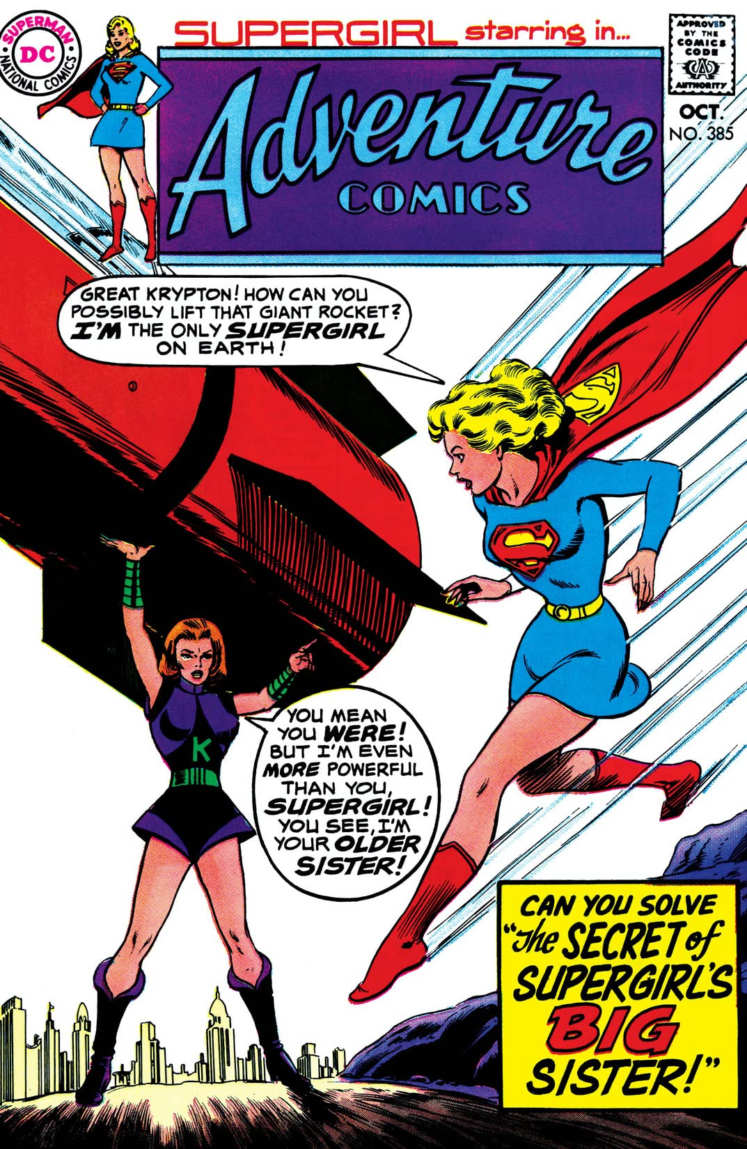 Adventure Comics (1935-1983) #385