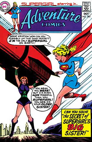 Adventure Comics (1935-1983) No.385