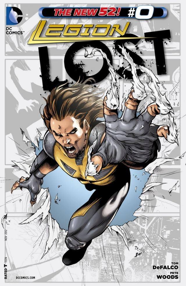 Legion Lost (2011-2013) #0