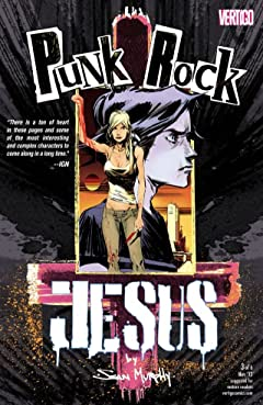 Punk Rock Jesus #3 (of 6)