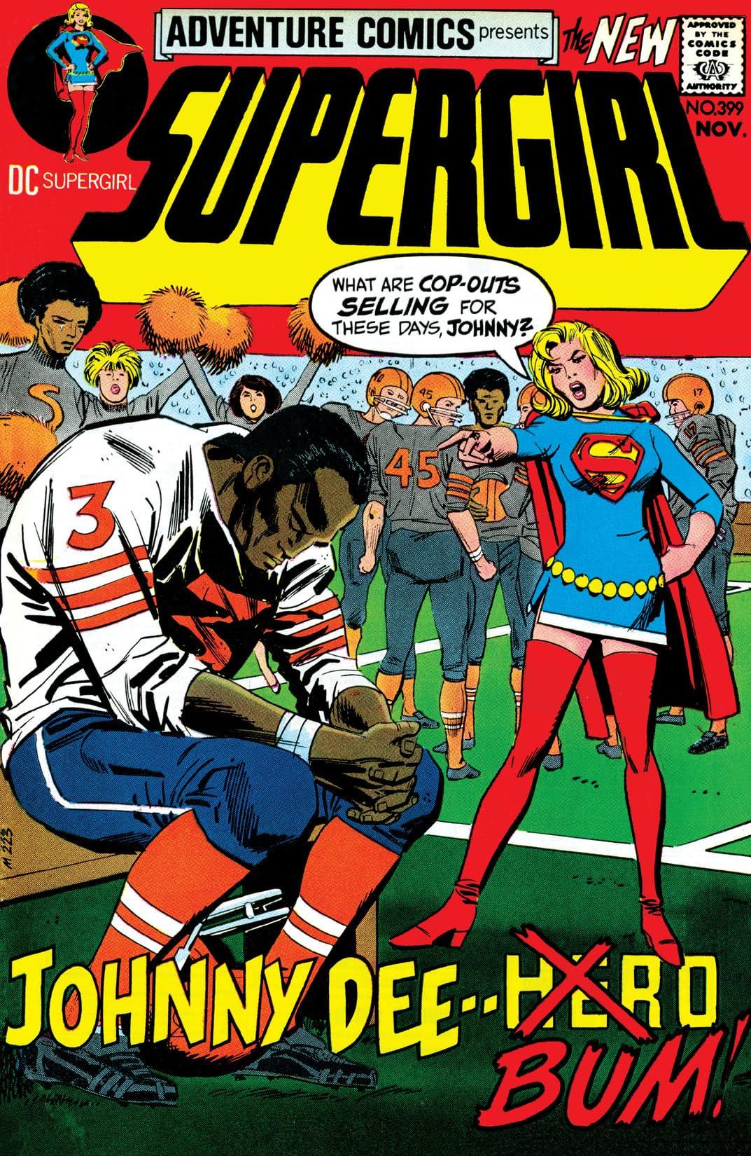 Adventure Comics (1935-1983) #399