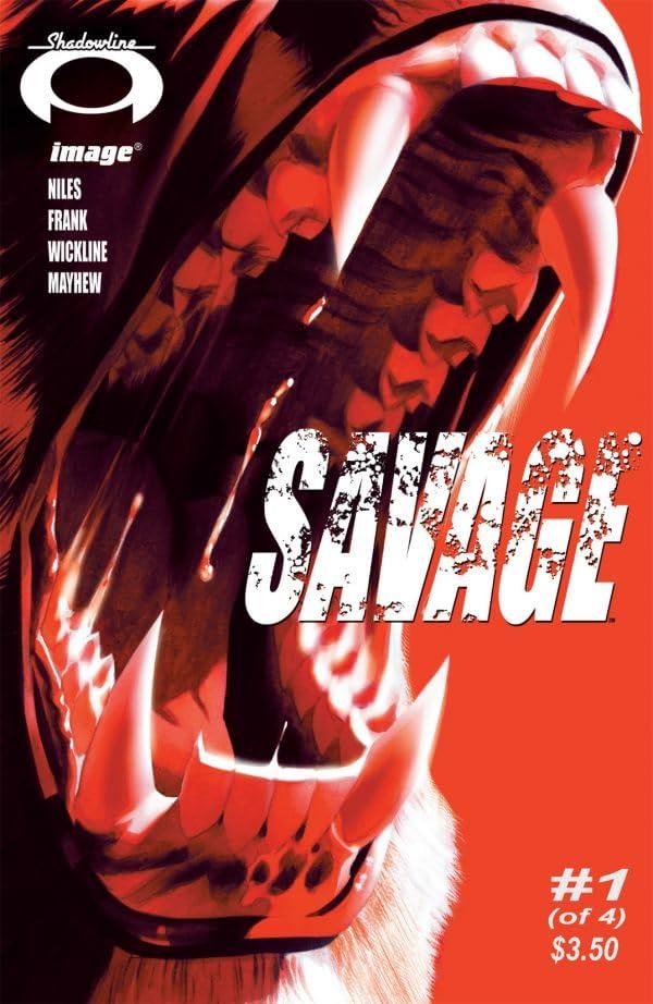 Savage #1 (of 4)