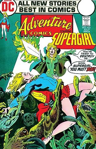 Adventure Comics (1935-1983) #421
