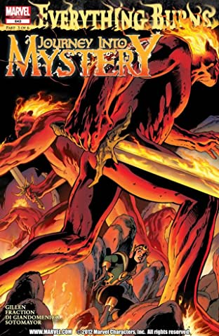 Journey Into Mystery (2011-2013) #643