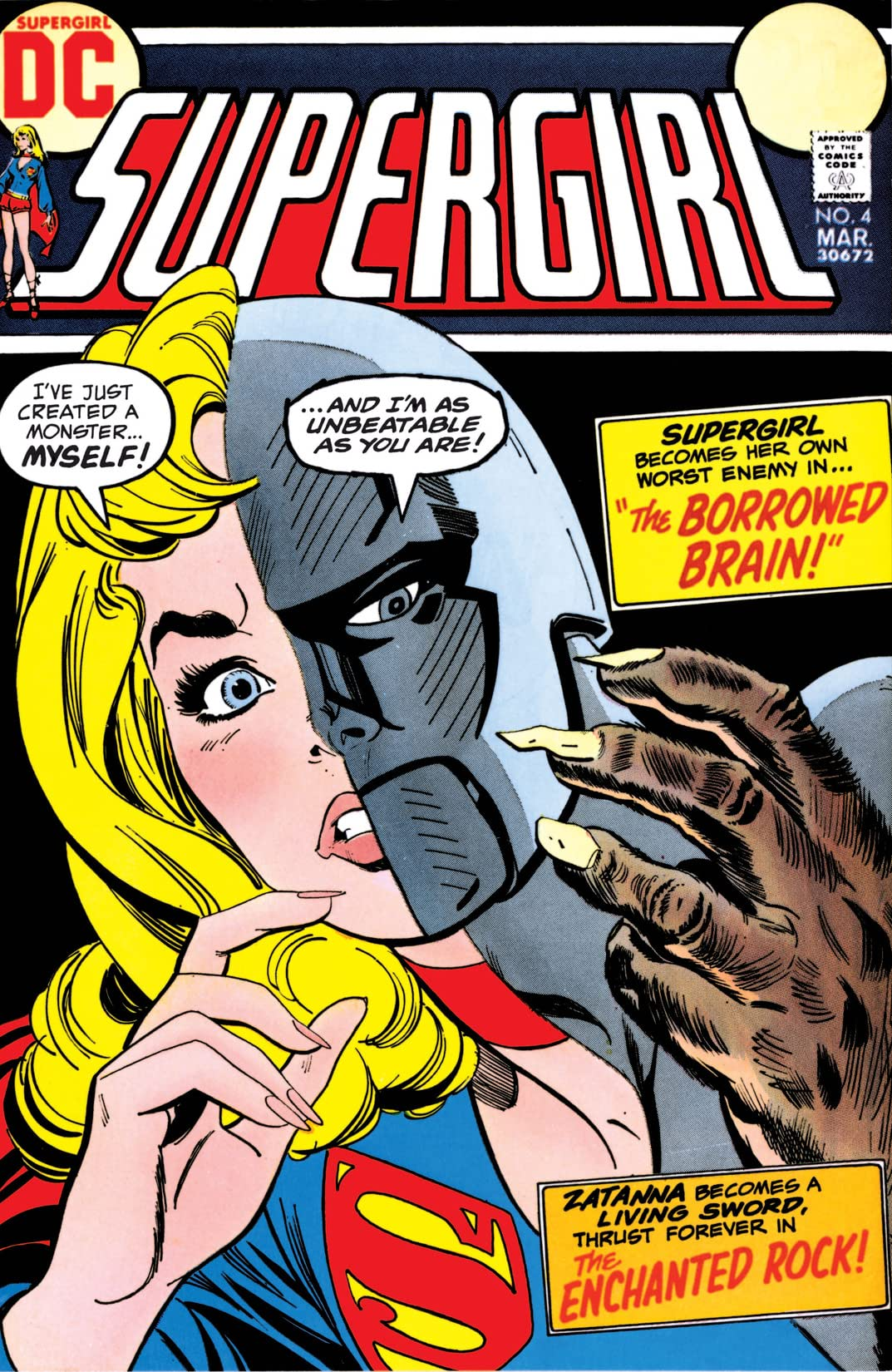 Supergirl (1972-1974) #4