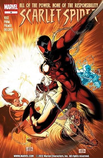 Scarlet Spider (2012-2013) #9